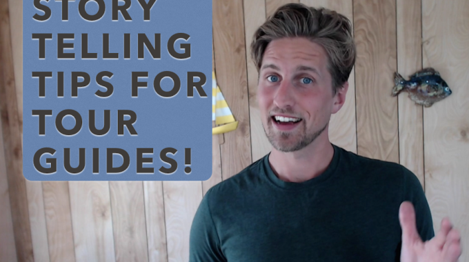 QnA – J  How To Tell Great Stories On Tour? Story Telling Advice For Guides! Yes