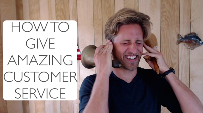 QnA L – How To Give Amazing Customer Service