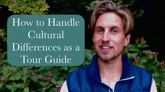 How To Handle Cultural Differences As A Tour Guide I.e Tips For Intercultural Exchanges On Tour – Tour Guide Advice Tour Leader Tips Guide Techniques