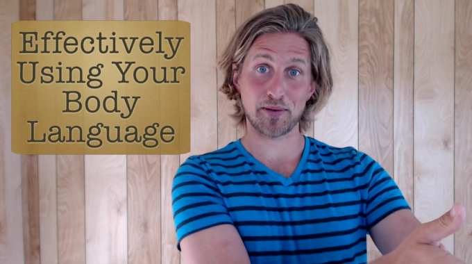 How To Effectively Use Your Body Language As A Tour Leader - Body Language Tips