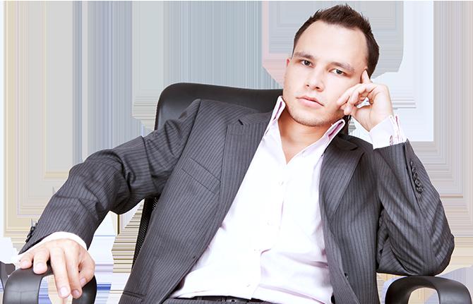 businessman be a better guide