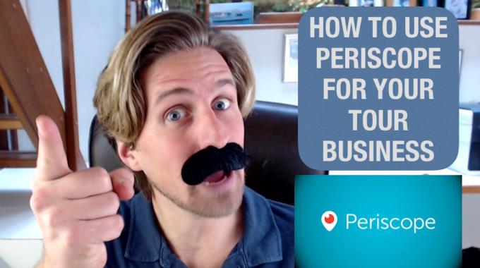 How To Use Periscope For Your Business